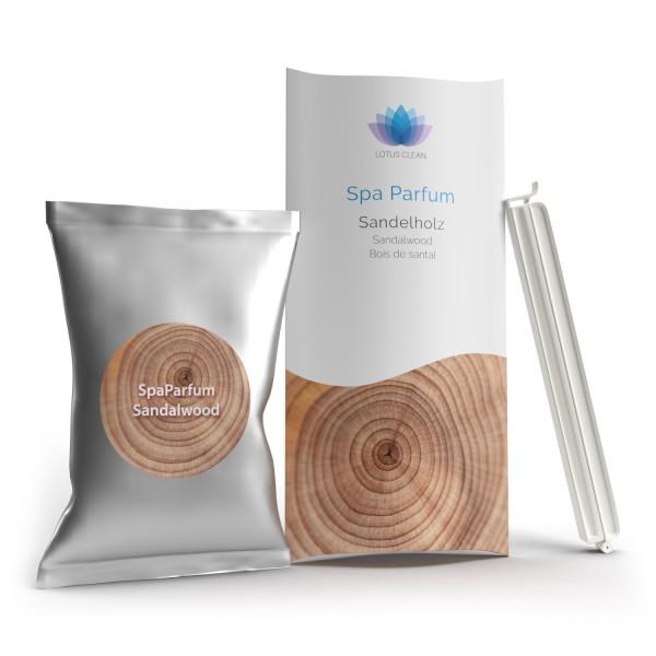 Lotus Clean SpaParfum Sandelholz